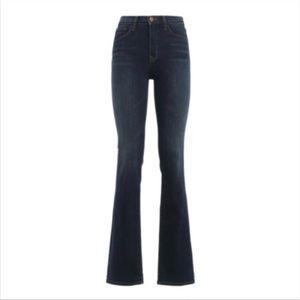 New J Brand Cameron Corset High Rise Boot Cut Jean